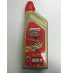 Aceite Castrol Power 1 4T 5W40 Scooter - 1L
