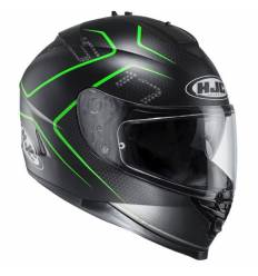 Casco Integral HJC IS17 LANK MC40SF VERDE