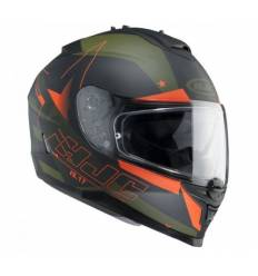 Casco Integral HJC IS17 ARMADA MC7F Naranja