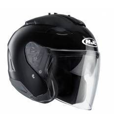 Casco jet HJC IS-33 II NEGRO