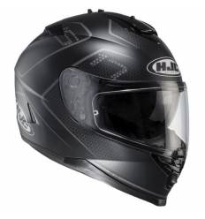 Casco Integral HJC IS17 LANK MC5SF NEGRO